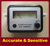 Wholesale SATELLITE FINDER SIGNAL METER FOR SAT DISH LNB DIRECTV
