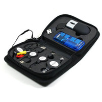 Wholesale 6 in Pack Mouse USB Hub RJ45 Earphone Cables Kit