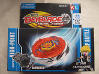 Wholesale 20pcs Beyblade Metal Fusion Toy Beyblade super high point top battle Beyblade online battle hasbro