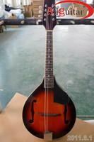 Wholesale brasswood body Mandolin China mandolin