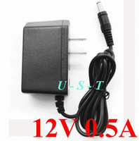 Wholesale AC V V Converter Adapter DC V A mA Power Supply adaptor fast
