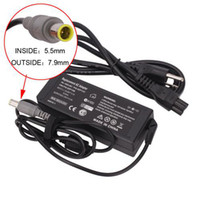IBM US standard, 3 pins Black Laptop AC Adapter For IBM Thinkpad T60 X60 Z60 R60 Z61 20pcs lot N7304