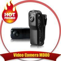 Wholesale Cheapest Mini DV DVR Sports Video Camera Spy cam MD80 from China