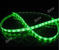 New Green Light LED Flexible Strip Car Light Strips Waterpro...