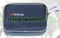 Wholesale NEW butterfly table tennis racquet cover table tennis bag deep blue
