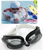 Wholesale Pieces Mixed Swim Swimming Goggles Eye Cups Earbud Nose Clip Set In Retail Package