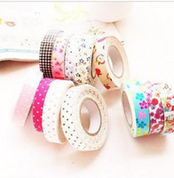 Wholesale Japanese style Washi Masking Tape