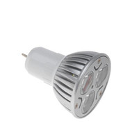 Wholesale MR16 W White led lamp v v focus LED Spot Lamp light Epistar LED Chip pro m