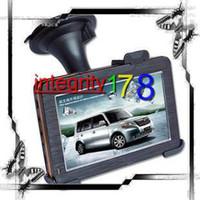 Wholesale drop ship high quality GPS Navigation quot TFT touch car electronics Car vehicles navigation
