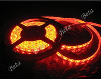 New Orange LED Flexible Strip Car Light Strips Waterproof SM...