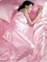 Wholesale New Queen Bedding Quilt Duvet Cover Sets Pc silk a few clours