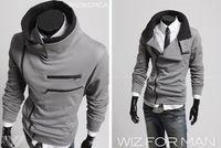 Wholesale HOT monde South Korea zipper Hoodie Rider Men s Jacket Men s Coat Sweat Shirt mens coat colours