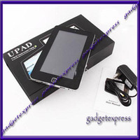 Wholesale 7 inch tablet flytouch ZT180 Android wifi GMHz G webcam skype ZT taplet pc