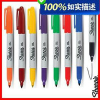Wholesale Sharpie Permanent Fine Point Markers Various Color one carton