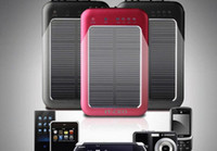 Wholesale the latest IT CEO2600mAh solar power solar charger mobile phone charger