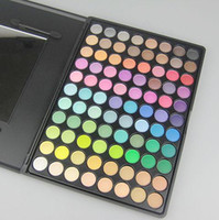 Wholesale Pro Matte color Eyeshadow Palette Eye Shadow Makeup Eyeshadow suite packet