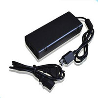 Wholesale AC power adapter for xbox xbox360 slim EU pro m