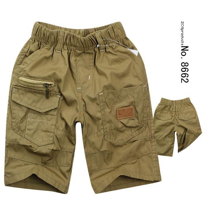 Wholesale Children Baby Cargo Pants Kids Shorts Boys Clothing ...