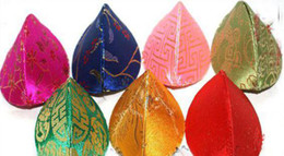 10PC chinese Handmade Silk Jewelry Boxes   JEWELLERY POUCHES