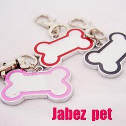 Wholesale Bone Style Dog Tags pet id card