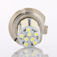 Wholesale Car H7 SMD LED White SMD Headlight Bulb Light Lamp LED