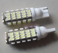 Wholesale White T10 Wedge W5W PC SMD Automotive Led Auto Bulb Led Auto Lamp Accept