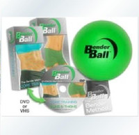 bender ball - Bender Ball Health Ball Perfect Position Slimming Body The Bender Method of Core Training With DVD