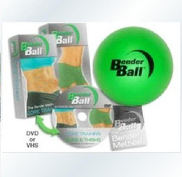 Wholesale Bender Ball Health Ball Perfect Position Slimming Body The Bender Method of Core Training With DVD