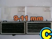 Wholesale XCSUNNY Box Individual Real Mink Fur False Eyelash Extension Lashes Eyelashes IME002