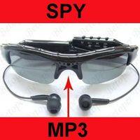 dvr mp3 sunglasses - New fashion Black Sports Sunglasses With Spy Camera Video Recorder HD DVR MP3 music Player Digital