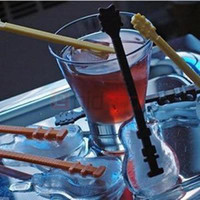Wholesale Cool Jazz Guitar amp Musical Notes Ice Cube Trays Maker Chocolate Candy Mold Mould Non tox