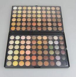 Pro 120 Matte colors Eyeshadow Palette Eye Shadow Makeup Eyeshadow suite 3# 1 box Net:0.54kg