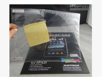 Wholesale Sales Promotion Anti Glare LCD Screen Protector For anti dust scratches