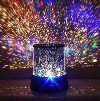 Wholesale New Sweet Love Star Sky Romantic Night Projector Light