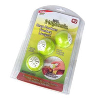 Wholesale FridgeBalls ditch the green food produce fresh bags sets