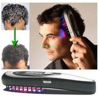 Wholesale Power Grow Laser Comb Kit Regrow Hair Loss Therapy Cure VIA CHINA POST AIR