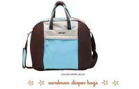 Wholesale 10pcs Mummy bag Diaper Bag Mama Nursery bag Mommy Mother bag Care Diaper bag Aardman cloth nappy bag