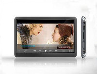 Cheap 4.3 inches Touch MP3 MP4 MP5 Player AV-out FM Video Player+8GB 4GB
