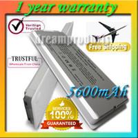 Wholesale White mAh Laptop Battery for MacBook quot A1181 A1185 MA254 MA255 MA561 MA566 MA699 MA700 MB062