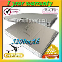 Wholesale Laptop Battery for quot inch MacBook A1175 A1226 A1211 A1150 MA348 MA348J A MA348G MA348G A