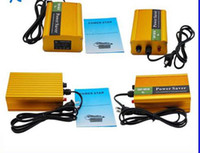 Wholesale 2pcs KW Business type Power Saver Power Saver electric Energy Equipment Saving Less Money