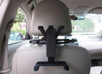 Wholesale For ipad2 Car stand Mount Bracket Back Car Seat Holder Stand For PDA MID Epad Apad
