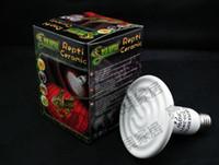 Lighting Tortoise & Turtle  220V-240V 100W Ceramic Emitter Heated for Reptile Heat Lamp Light [DB10]