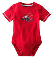 for Summer Bodysuit 18 Months Jumping Beans baby romper body suits onesies boys tees shirts outfits garments jumpers tights ZW456