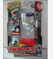 Wholesale 2011 HASBRO Beyblade Spin Top Toy toys Clash Metal Fusion Battle Online models BB30 BB31 ect