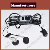 For Nokia stereo black AD-41 HS-28 earphone for mobile cell E61 E60 3250 N73 N77 E65 N70 from factory wholesale