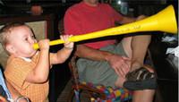 Halloween vuvuzela horn - 10pcs color vuvuzela devil horn noise speakers in South Africa gemma A04