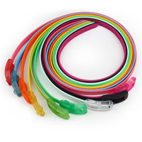 Wholesale New Low Carbon Green Belt Silicone Rubber Unisex Belt Brand Candy colors Waistband Belt5