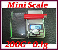100-200g Digital scale  Digital Scale 500g * 0.01g 200g x 0.01g Mini jewelry pocket LCD Electronic Scale Weight Scale RW-P01
