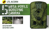 Yes Yes No Ltl Acorn 5210A 940NM Low Glow BLUE LED INVISIBLE Camo Blue Flash Wildlife trail hunting Game Camera